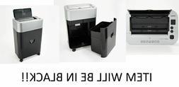 E232308 Royal 9-sheet Micro-Cut Paper Shredder 100-sheet Aut