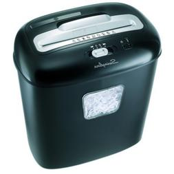 Swingline EX10-05 Light-Duty Cross-Cut Shredder, 10 Sheet Ca