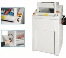Formax FD 8850CC Cross Cut Industrial Paper Shredder - New w