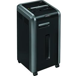 FEL3825001 - Fellowes Powershred 225Ci Continuous-Duty Cross