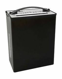 Brand NEW Sentinel FM104B Micro-Cut Paper Shredder w/ Handle