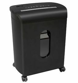 Sentinel FM122P 12-Sheet Microcut Paper Shredder