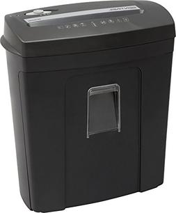 Sentinel FM80P on Guard 8 Sheet Microcut Paper Shredder with