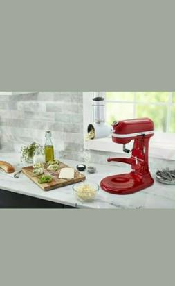 Kitchen Fresh Prep Slicer Shredder Aid Attachment Fruits Veg