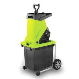 SereneLife Garden-Shredder-Electric/Collection-Bin-Chipper-L