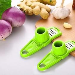 Pulison Garlic Slicer Cutter Shredder Kitchen Tool Good Grip