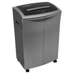 GoECOlife GMC121Ti 12 Sheet Micro-Cut Paper Shredder, Platin