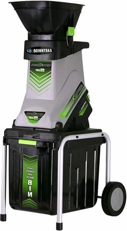 Earthwise Gs70015 15 Amp Electric Garden Chipper/Shredder Wi