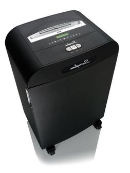 GBC Shredmaster GDS2213 Strip-Cut Jam Free Shredder, Black