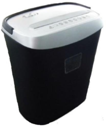 0s501m 5 sheet paper shredder