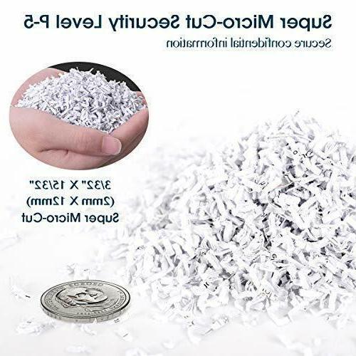 Cut High Security P5-White