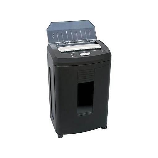 100 sheet micro cut personal shredder spl