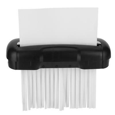 10L Paper Shredder Strip Cut Credit Card USA