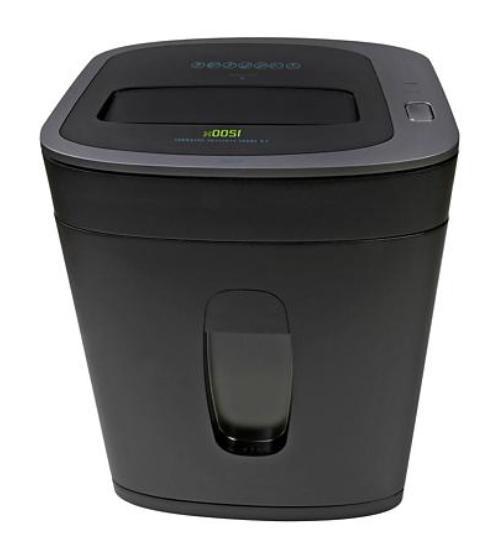 1200x paper shredder 12 sheet capacity powerful