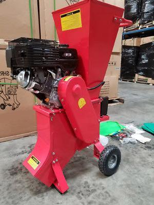 """New 420CC Gas Powered 4"""" w/ Mulch Bag"""