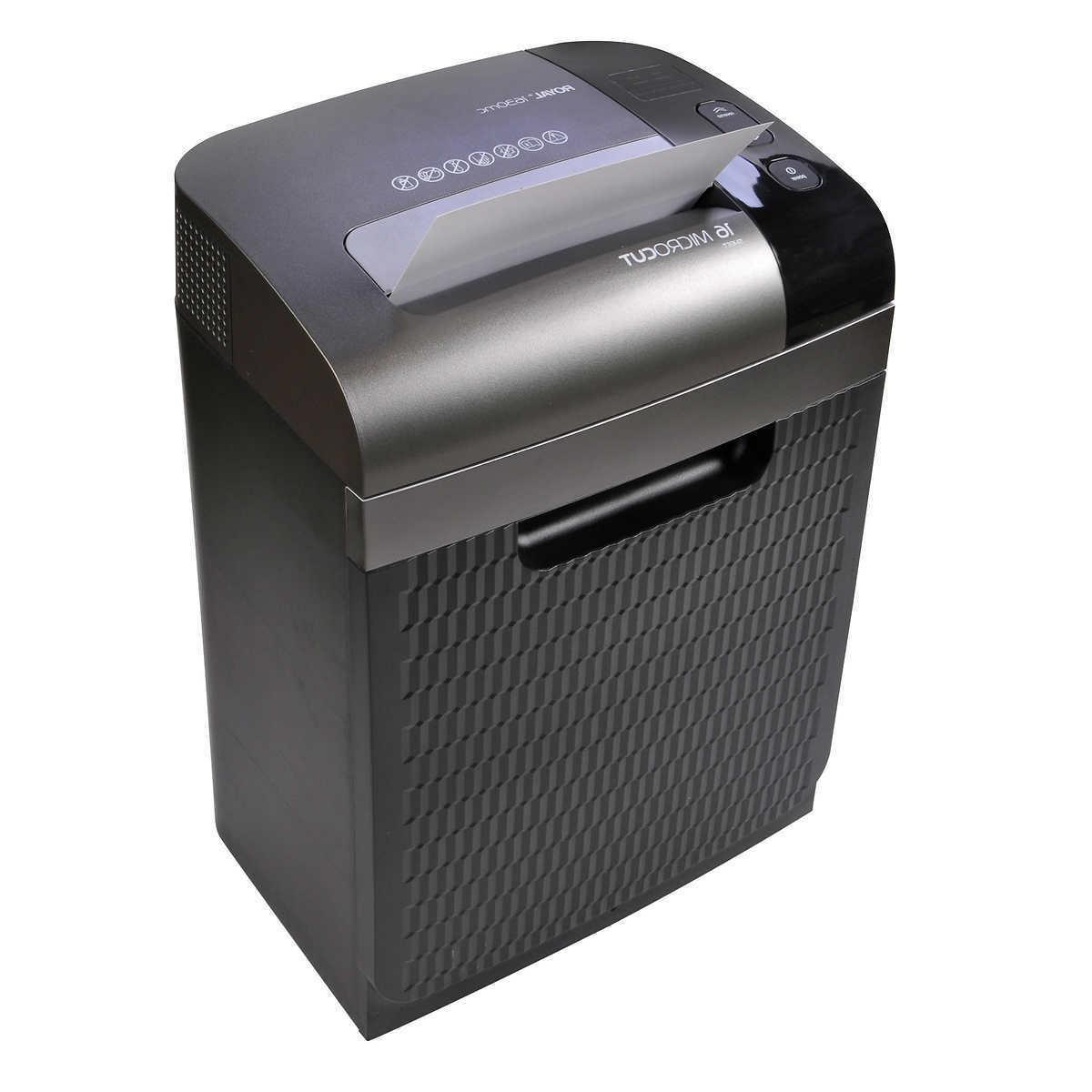 Royal 16 Sheet 7 Gallon Shredder