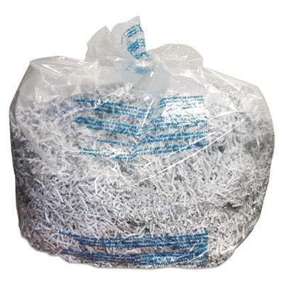 1765015 plastic shred bags