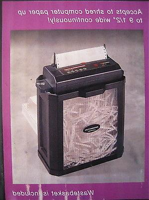 Remington Paper basket by
