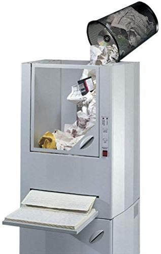 "Kobra 400 Cross Industrial Duty Shredder, Steel Cabinet, Chain with Gears POTENTIAL UNIT"""