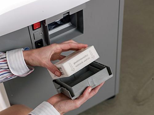 6 High Security Paper Shredder