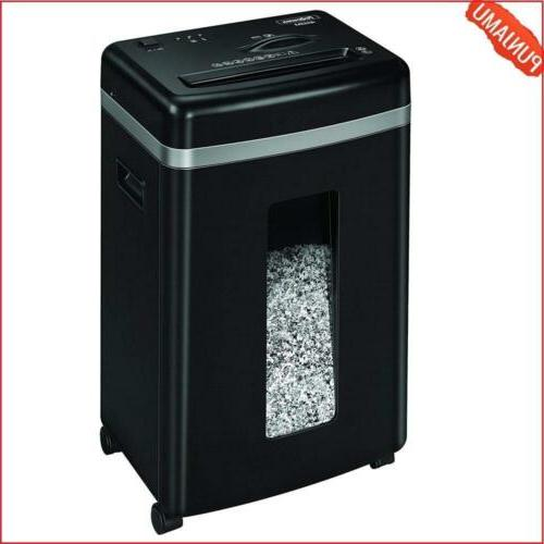 450m 9 sheet micro cut paper shredder