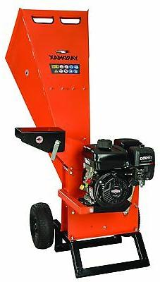 YARDMAX 208cc 4-Cycle Recoil Engine Grade