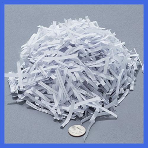 6 Paper Credit Shredder