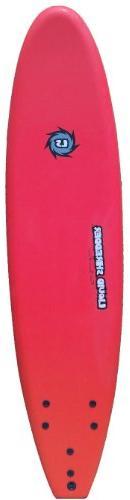 Liquid Shredder 7'0 Fse EPS/Pe Softsurfboard/Red, Red