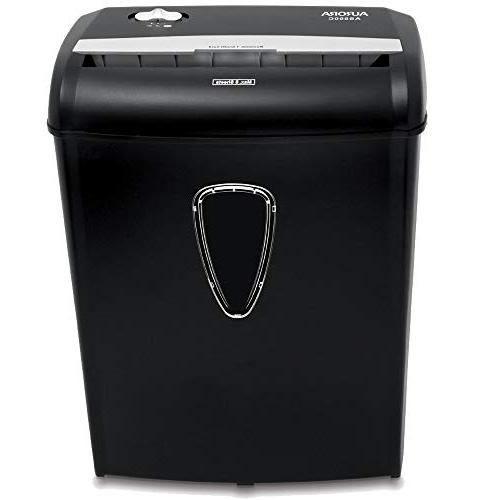 Aurora Paper/Credit Card Shredder Basket