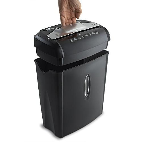Aurora AU740XA CrossCut Paper Shredder with