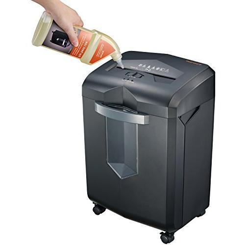Bonsaii Paper Shredder Lubricant Oil Home 12 oz.