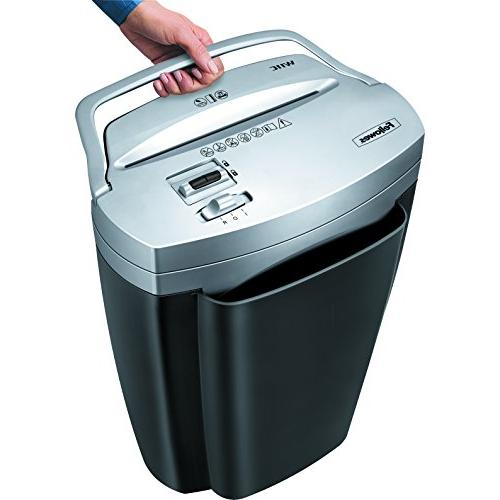 Fellowes W11C, 11-Sheet Cross-cut and Card Shredder Lock
