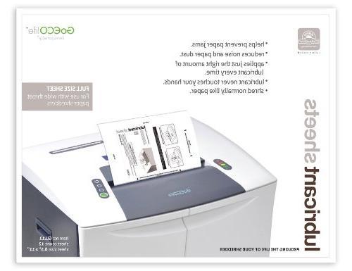 GoECOlife GLL12 12 Pack Shredder Lubricant