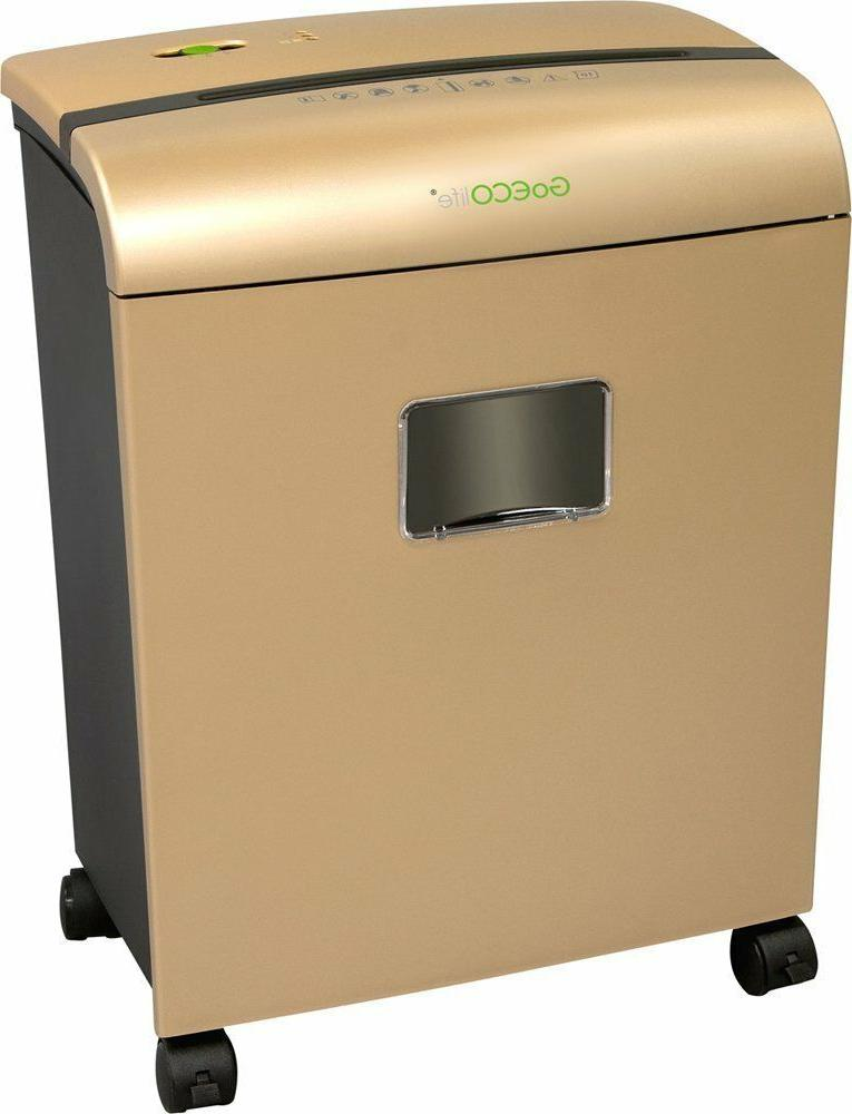 Goecolife - Shredder - Gold