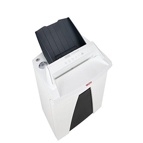 HSM SECURIO Micro-cut paper to 150 9 gallon