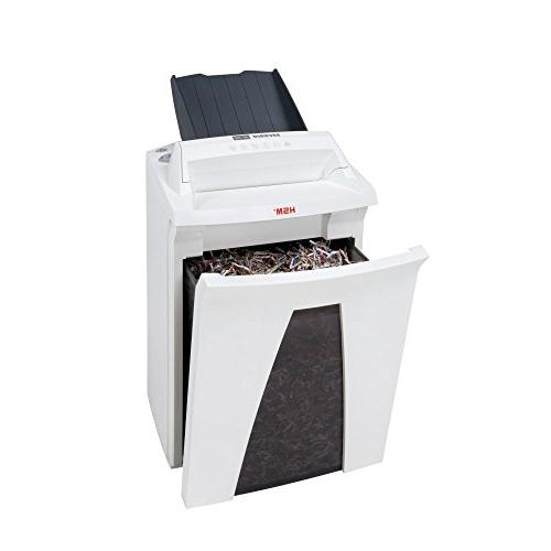 HSM AF150 L4 Micro-cut paper feed; shreds to 150 automatically/13 manually; 9