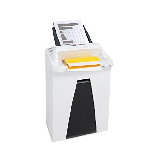 HSM SECURIO AF150 Micro-cut automatic paper shreds up to 150 manually; 9 capacity
