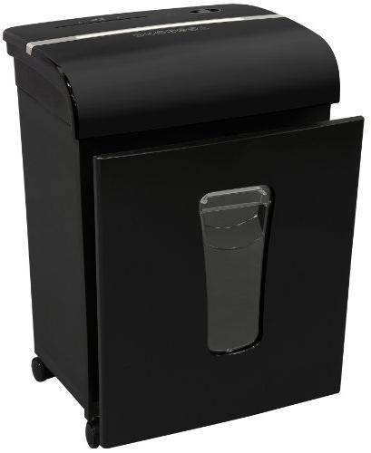 Sentinel FM120P Security Micro-Cut Paper/CD/Credit Black