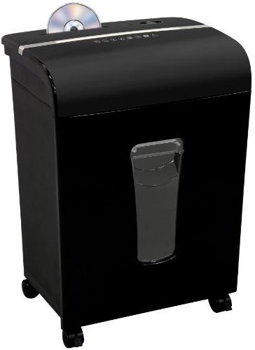 Sentinel FM120P 12-Sheet Security Shredder Black