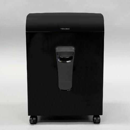 Sentinel Security Micro-Cut Shredder Basket, Black