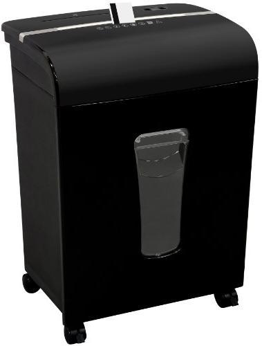 Sentinel FM120P Security Micro-Cut Shredder Black