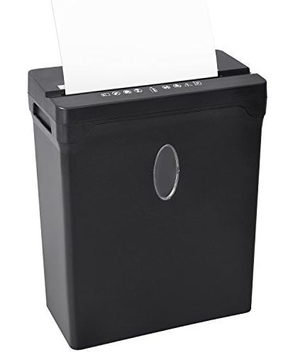 Sentinel FX101B Security Cross-Cut Shredder