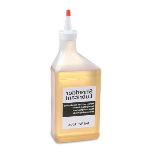 Wholesale CASE of 25 - HSM of America Shredder Oil-Shredder