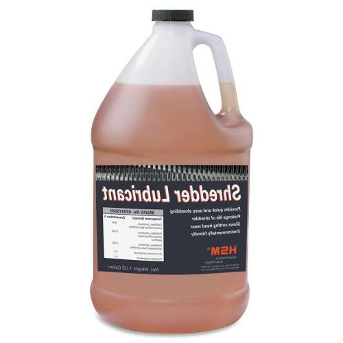 Wholesale CASE - HSM Gallon Shredder Lubricant, One Gallon