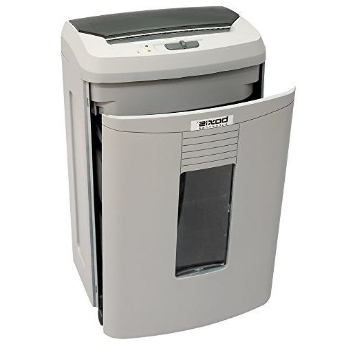 Boxis AF100 100-Sheet Micro Paper Shredder