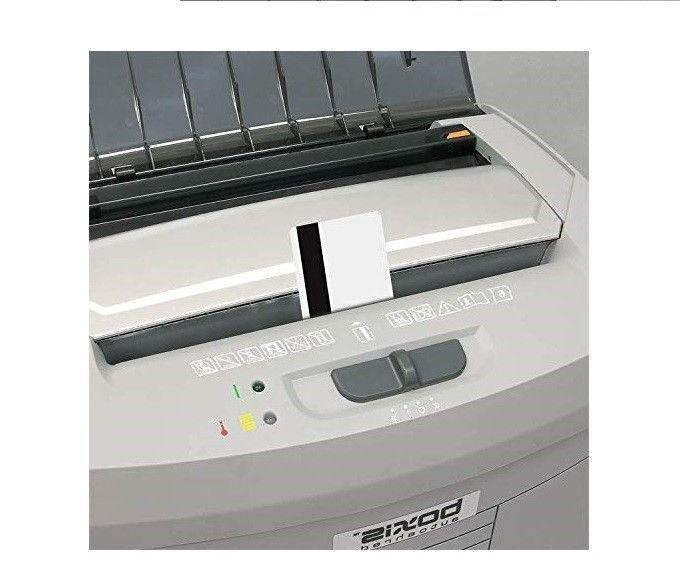 Boxis 110 Sheet Paper Shredder Card