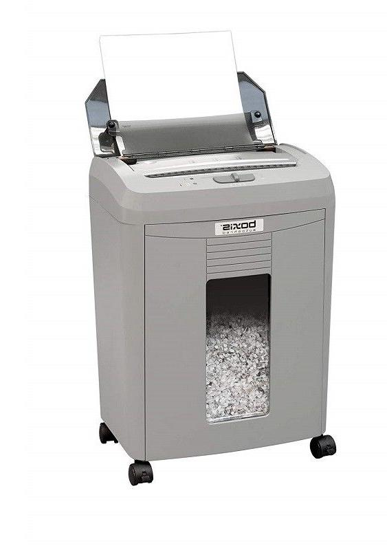 Boxis 110 Sheet Paper Shredder Office Desk Card