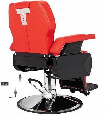 All Recline Barber Chair Salon Spa Shampoo