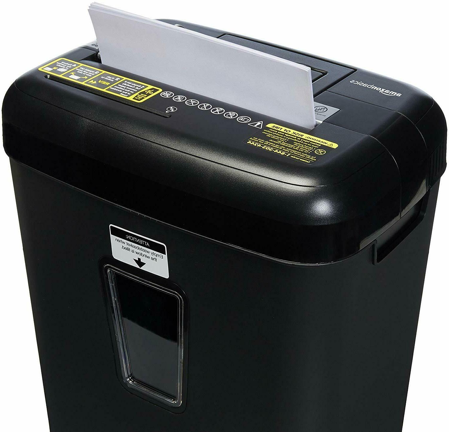commercial home shredder paper office 12 sheet