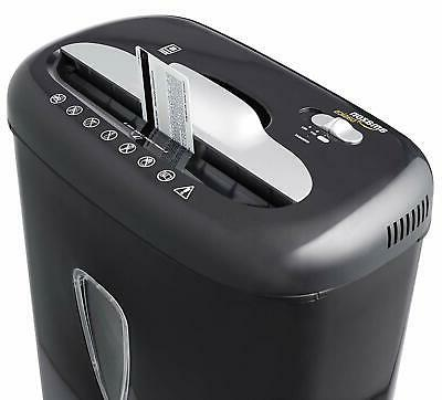 AmazonBasics High-Security Paper Credit Shredder
